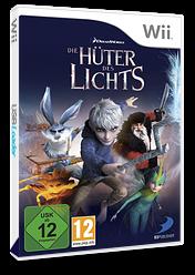 Die Hüter des Lichts Wii cover (SU7PAF)