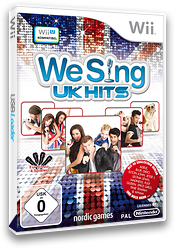 We Sing: UK Hits Wii cover (SUQPNG)
