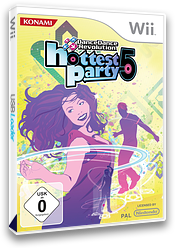 Dance Dance Revolution: Hottest Party 5 Wii cover (SURPA4)