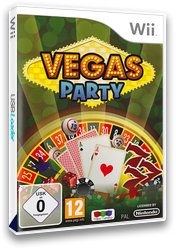 Vegas Party Wii cover (SVPPNJ)