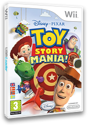 Toy Story Mania! Wii cover (R5IX4Q)