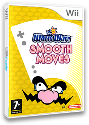 WarioWare: Smooth Moves Wii cover (RODP01)