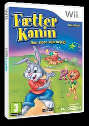 Fætter Kanin: Børnehave - Den store stjernejagt Wii cover (SRLXNL)