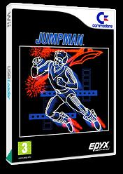 Jumpman VC-C64 cover (C9QP)
