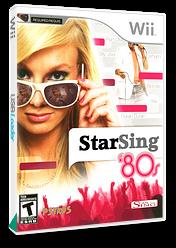 StarSing:'80s Volume 1 v2.0 CUSTOM cover (CS2PZZ)
