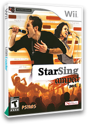 StarSing : Amped Part. I v2.0 CUSTOM cover (CS6PZZ)