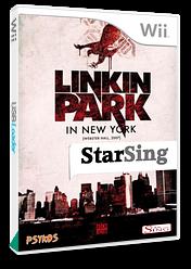 StarSing:Linkin Park Live at Webster Hall New York v2.0 CUSTOM cover (CSPP00)