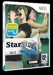 StarSing:International Volume 3 v1.0 CUSTOM cover (CSRP00)