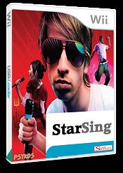 StarSing:International Volume 1 v1.0 CUSTOM cover (CTRP00)