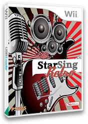 StarSing:Retro Volume 1 v1.0 CUSTOM cover (CTXP00)