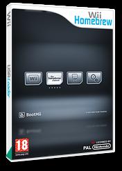 BootIOS Homebrew cover (DBMA)