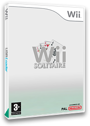 Wii Solitaire Homebrew cover (DSTA)