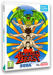 Altered Beast VC-Arcade cover (E6XP)