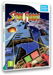 Star Force VC-Arcade cover (E6ZP)