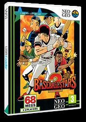 Baseball Stars 2 VC-NEOGEO cover (EAHP)