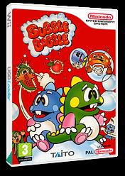 Bubble Bobble VC-NES cover (FC3P)