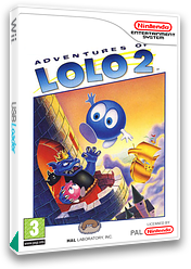 Adventures of Lolo 2 VC-NES cover (FD6P)