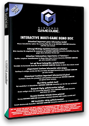 Interactive Multi-Game Demo Disc - November 2002 GameCube cover (G96P01)