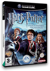 Harry Potter and the Prisoner of Azkaban GameCube cover (GAZI69)