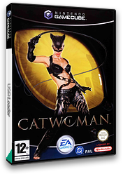 Catwoman GameCube cover (GCZP69)