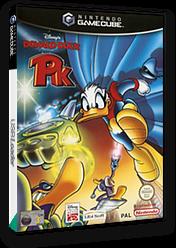 Disney's Donald Duck PK GameCube cover (GDOP41)