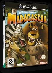Madagascar GameCube cover (GGZP52)