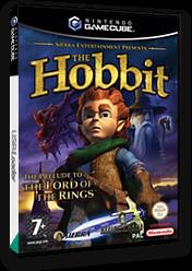 The Hobbit GameCube cover (GHBP7D)