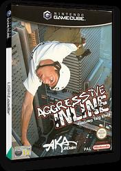 Aggressive Inline GameCube cover (GILP51)