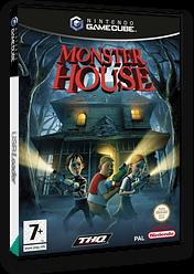 Monster House GameCube cover (GK5X78)