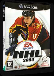 NHL 2004 GameCube cover (GNVP69)
