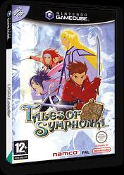 Tales of Symphonia GameCube cover (GQSSAF)