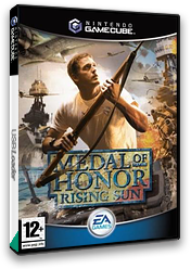 Medal of Honor: Rising Sun GameCube cover (GR8P69)