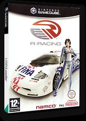 R:Racing GameCube cover (GRJP69)
