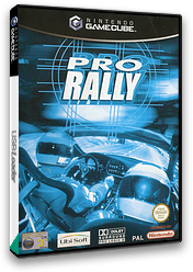Pro Rally GameCube cover (GRLP41)