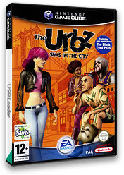 The Urbz: Sims In The City GameCube cover (GUBP69)
