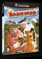 Barnyard GameCube cover (GYAX78)