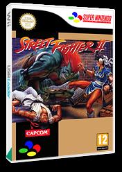 Street Fighter II: The World Warrior VC-SNES cover (JAJP)
