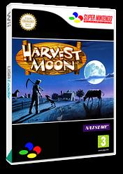 Harvest Moon VC-SNES cover (JB3D)