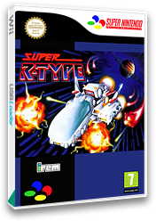 Super R-Type VC-SNES cover (JBYP)