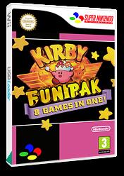Kirby's Fun Pak VC-SNES cover (JCCP)