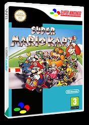 Super Mario Kart VC-SNES cover (JCWP)