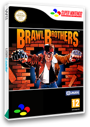 Brawl Brothers VC-SNES cover (JD5P)