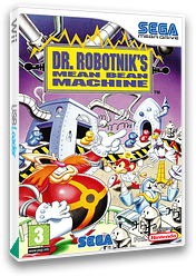 Dr. Robotnik's Mean Bean Machine VC-MD cover (MACP)