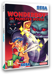 Wonder Boy In Monster World VC-MD cover (MAVP)