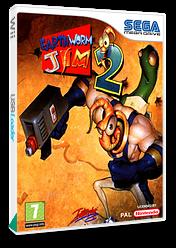 Earthworm Jim 2 VC-MD cover (MC2P)