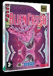 Alien Crush VC-PCE cover (PA7P)