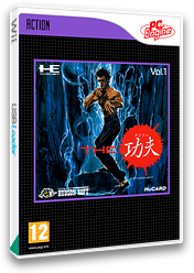 China Warrior VC-PCE cover (PBTP)