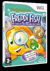 Freddi Fish: Kelp Seed Mystery Wii cover (R2FP70)