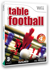 Table Football Wii cover (R4BPGT)