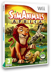 SimAnimals Africa Wii cover (R7AP69)